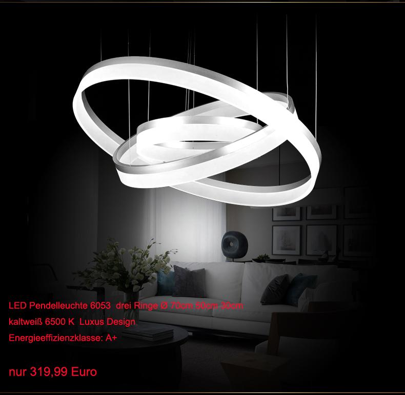 led deckenleuchte 1007 acryl schirm blau 7w a ebay. Black Bedroom Furniture Sets. Home Design Ideas