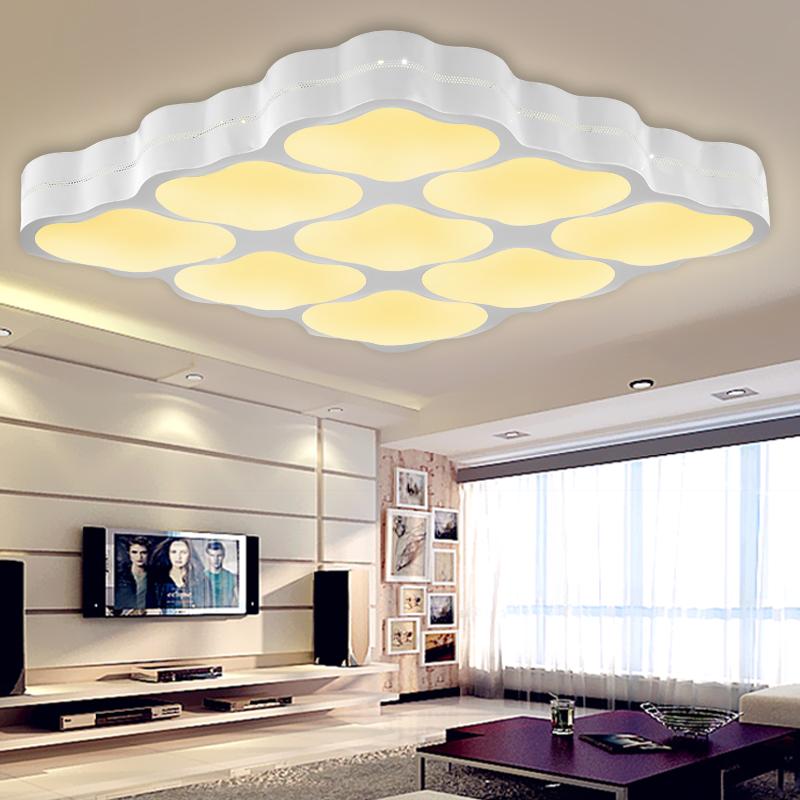 LED Deckenleuchte 2025 Wolken Design, Lichtfarbe und ...
