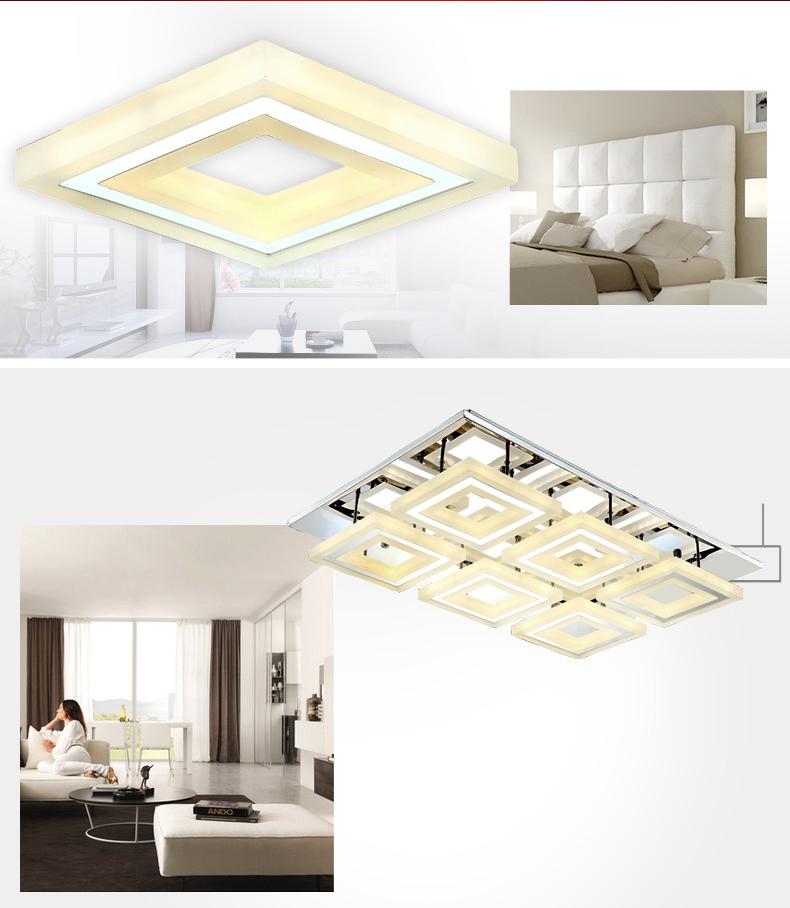 led deckenleuchte 6058 6fl fernbedienung lichtfarbe helligkeit einstellbar ebay. Black Bedroom Furniture Sets. Home Design Ideas