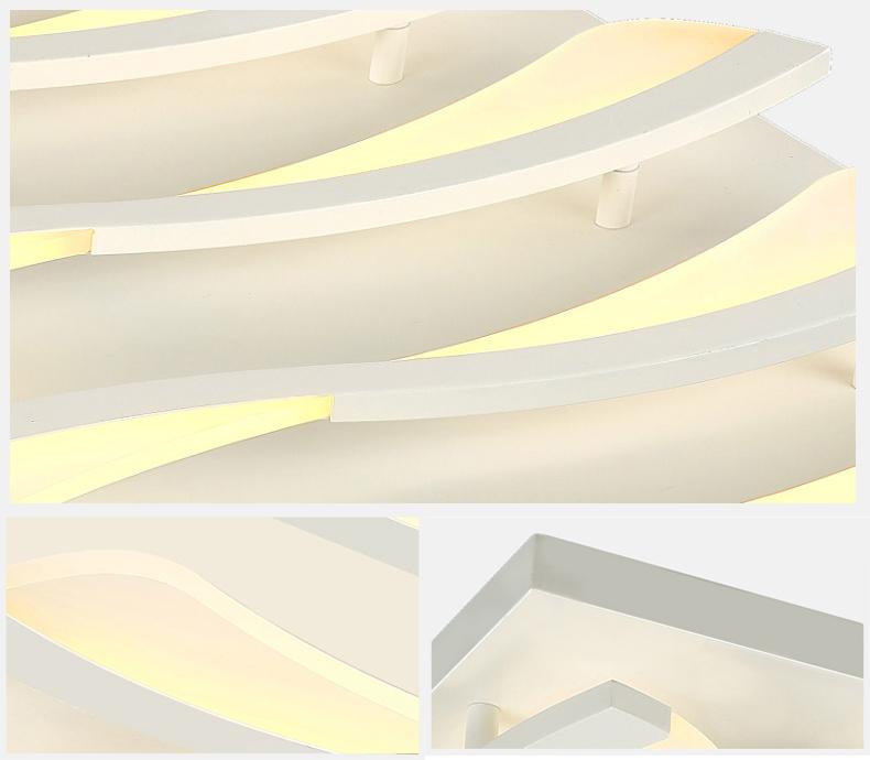 led deckenleuchte 8028 mit fernbedienung lichtfarbe helligkeit einstellbar a ebay. Black Bedroom Furniture Sets. Home Design Ideas