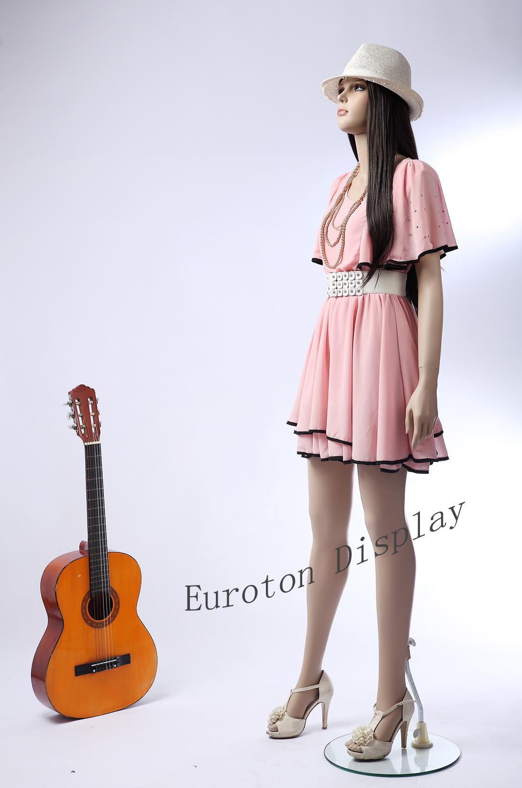 weiblich schaufensterpuppe mannequin ausstellen mit oder ohne kopf fm3 3 ebay. Black Bedroom Furniture Sets. Home Design Ideas
