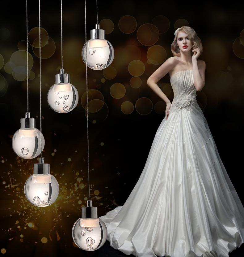 Hänge Leuchte Led Glas 20 Watt Lampe Lxbxh 1000x120x1650: LED Pendelleuchte Deckenleuchte 8139 Chrom