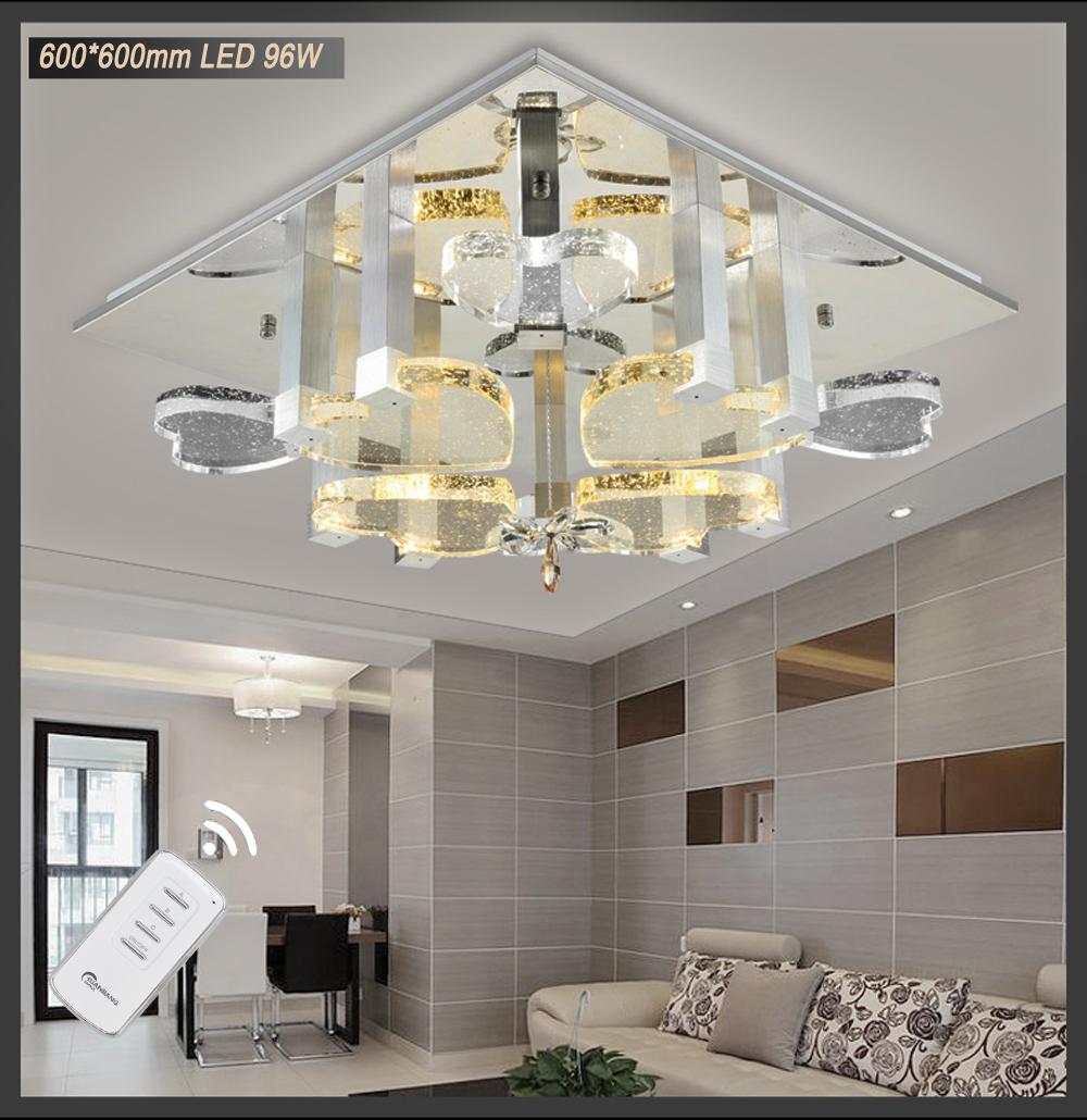 n1666 60 60cm 96 w led deckenleuchte mit fernbedienung. Black Bedroom Furniture Sets. Home Design Ideas