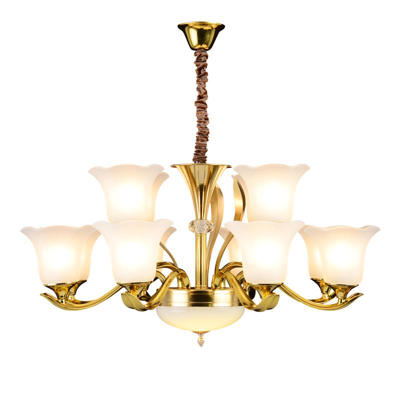 kronleuchter 8239 8 4 deckenlampe kristall fassung e14 luxuri s neu l ster ebay. Black Bedroom Furniture Sets. Home Design Ideas