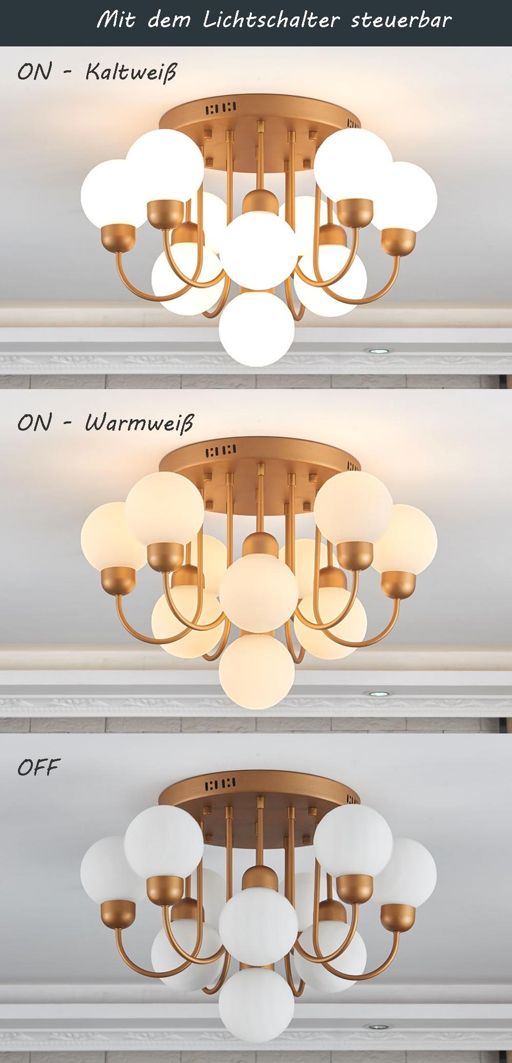 deckenlampe xw818 fassung e14 luxuri s neu l ster deckenleuchte leuchte h ngend ebay. Black Bedroom Furniture Sets. Home Design Ideas
