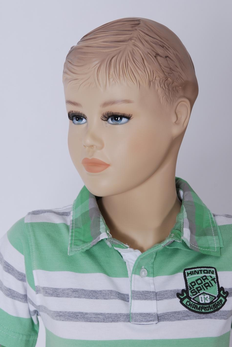 Boy-12 Mannequin Kids Doll Boy Child Kindlich Small New Nett Jung